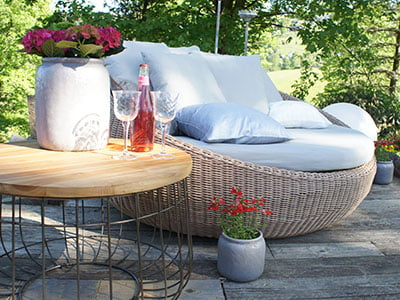 Outdoor Urban and Leisure Furniture